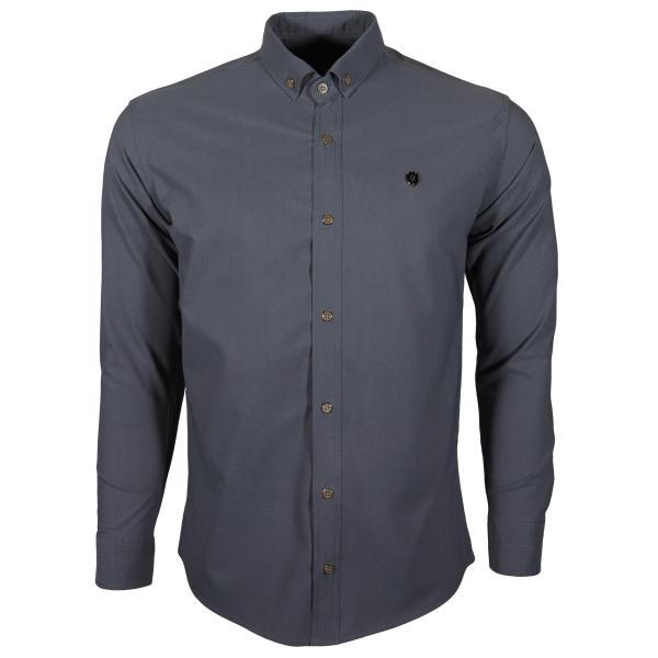 پیراهن آستین بلند مردانه مدل BNT 10037 غیر اصل