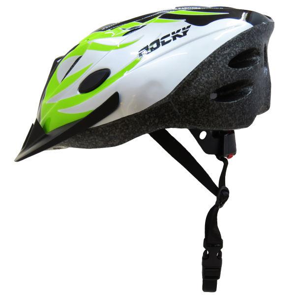کلاه ایمنی دوچرخه مدل rocky کد 15