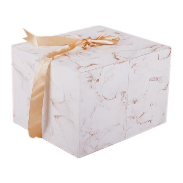 جعبه هدیه طرح ربان کد 0005