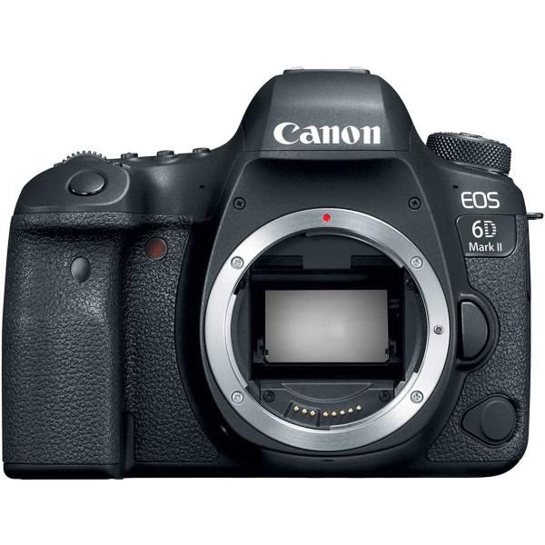 دوربین دیجیتال کانن مدل EOS 6D Mark II  بدون لنز