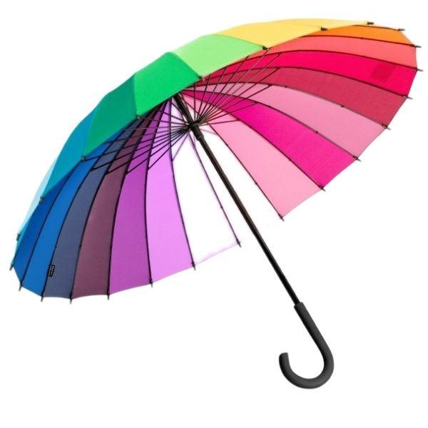چتر مدل رنگین کمان pa-138