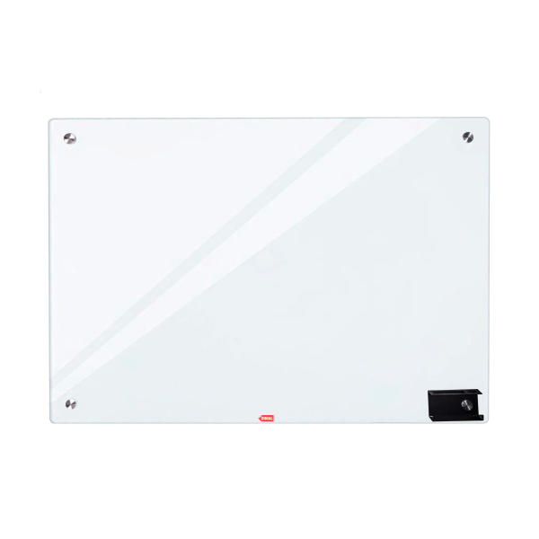 تخته وایت برد شیشه ای دینیال مدل DN0021 سایز 60x80 سانتی متر