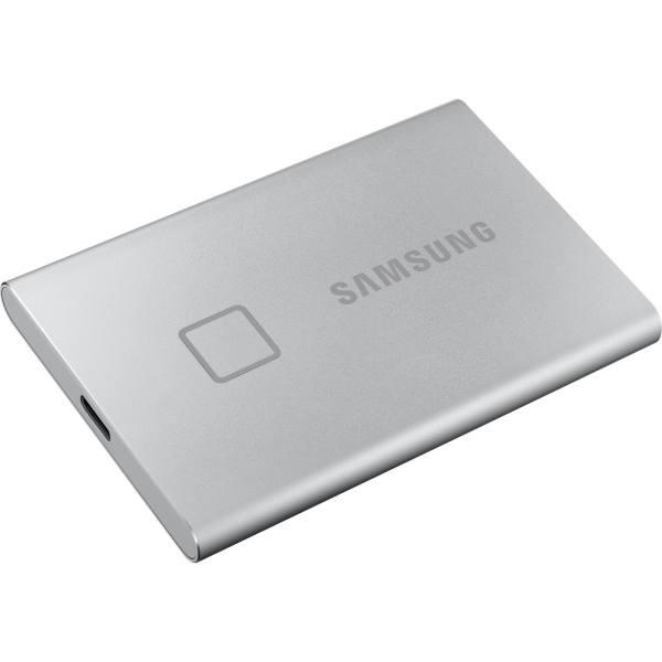 اس اس دی اکسترنال سامسونگ مدل T7 Touch ظرفیت 512 گیگابایت