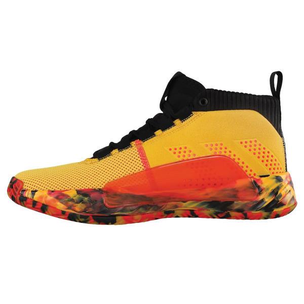 کفش بسکتبال مردانه آدیداس مدل DAME 5 YELQ-10062801