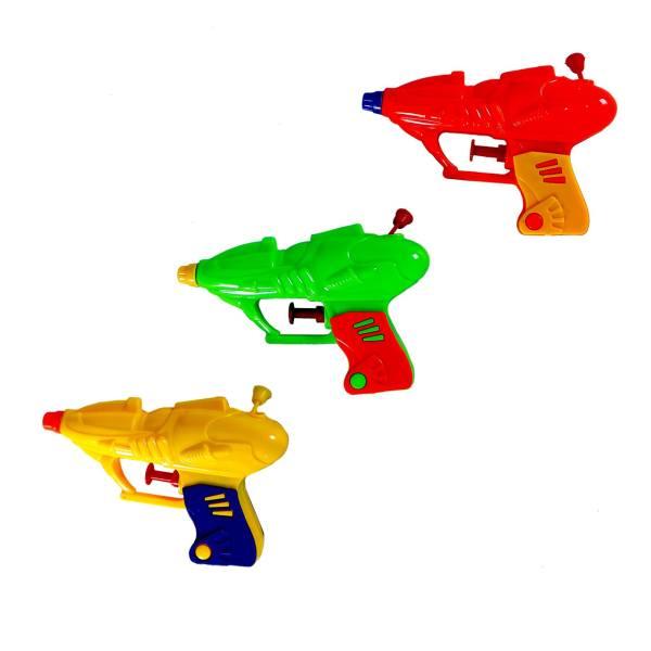 تفنگ آبپاش مدل ترنم طرح Sniper بسته 3 عددی