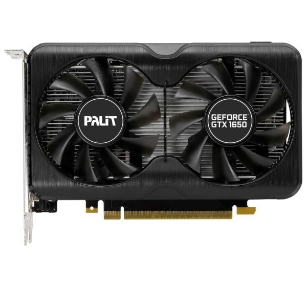 کارت گرافیک پالیت مدل GeForce GTX 1650 GAMIING PRO