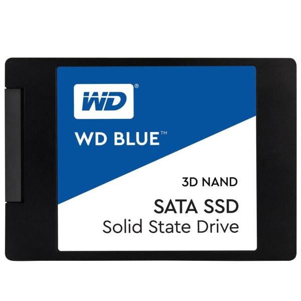 اس اس دی اینترنال وسترن دیجیتال مدل Blue WDS250G2B0A ظرفیت 250 گیگابایت