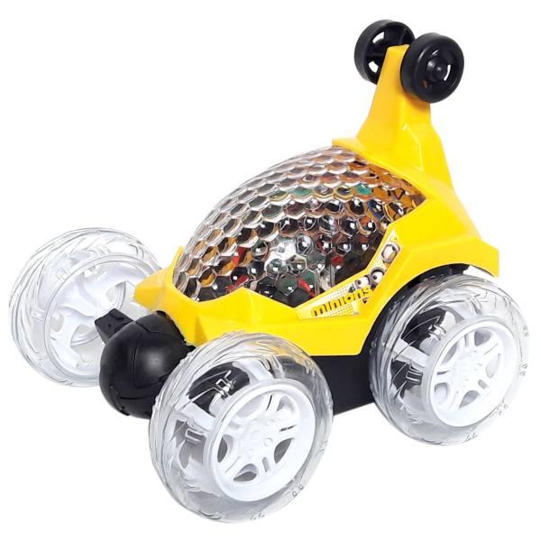 ماشین دیوانه کنترلی مدل Acrobatic Car