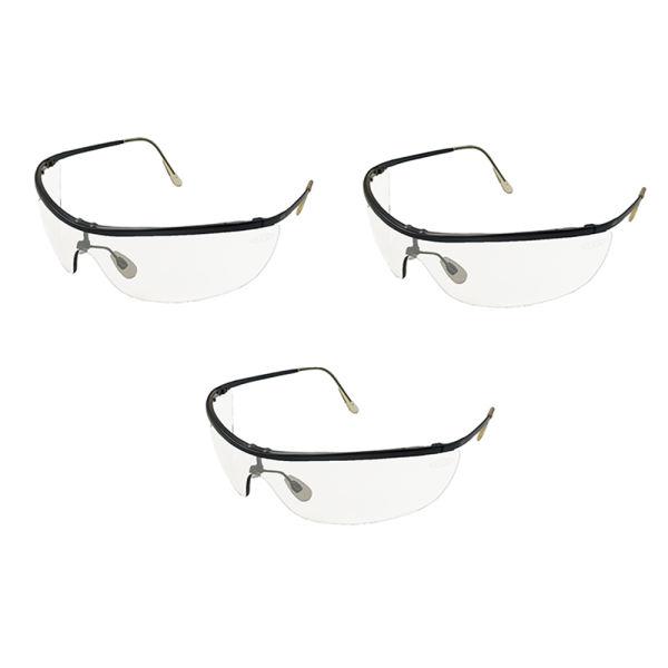 عینک ایمنی کد E365 مجموعه 3 عددی