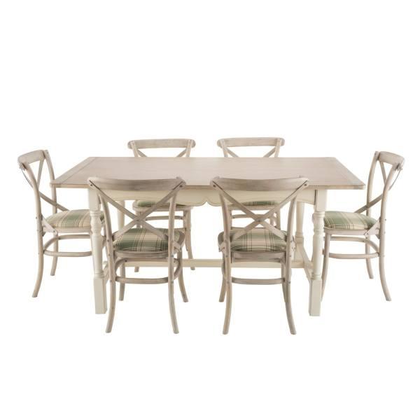 میز و صندلی ناهارخوری مدل DR653