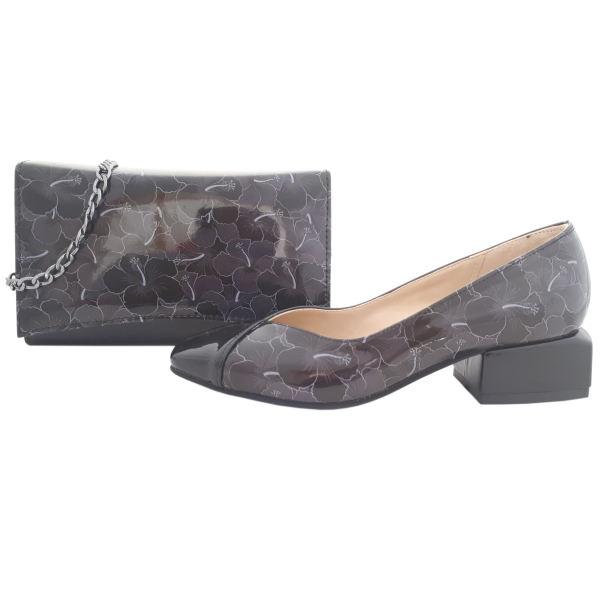 ست کیف و کفش زنانه مدل raziel-603