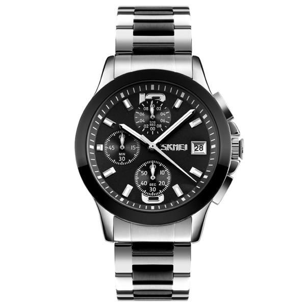 ساعت مچی عقربه ای مردانه اسکمی مدل 9126 کد 03