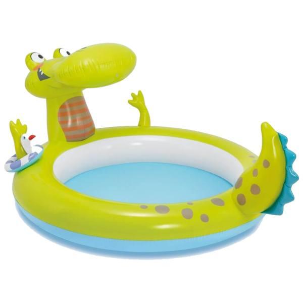 استخر بادی اینتکس مدل افشانی تمساح 57431