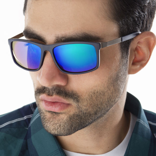 عینک آفتابی مردانه مکلون مدل 87199blu