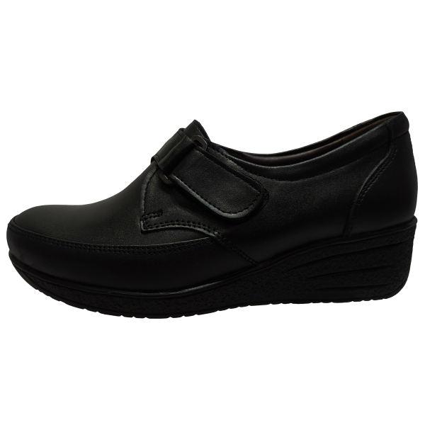 کفش طبی زنانه مدل پدیده پاسارگاد رنگ مشکی