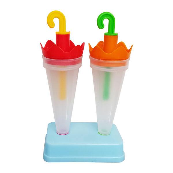 قالب بستنی مدل چتر کد 123 بسته 2 عددی