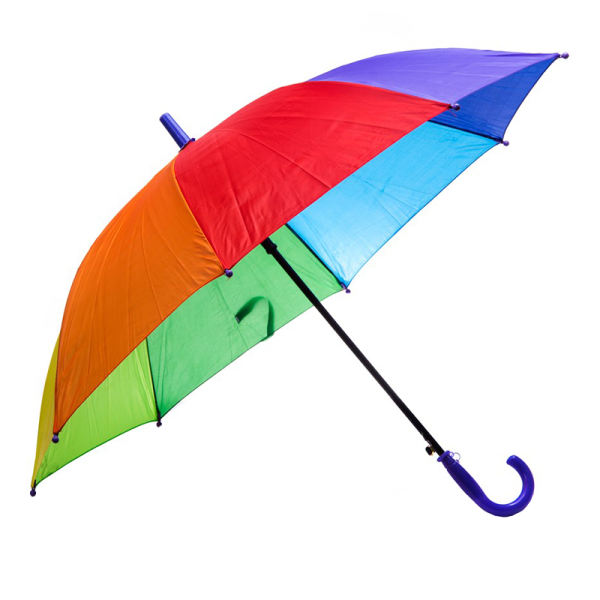 چتر بچگانهمدل رنگین کمان pa-139