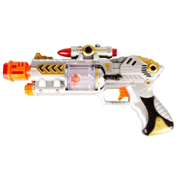 تفنگ اسباب بازی مدل جنگ ستارگان
