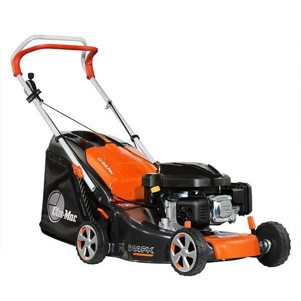 چمن زن بنزینی اولیو-مک مدل G 44 PK Comfort Plus