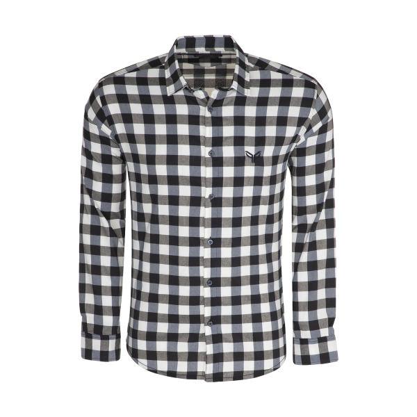 پیراهن آستین بلند مردانه پیکی پوش مدل M02487
