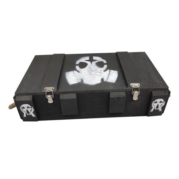 جعبه هدیه مدل مهمات toxic 1001