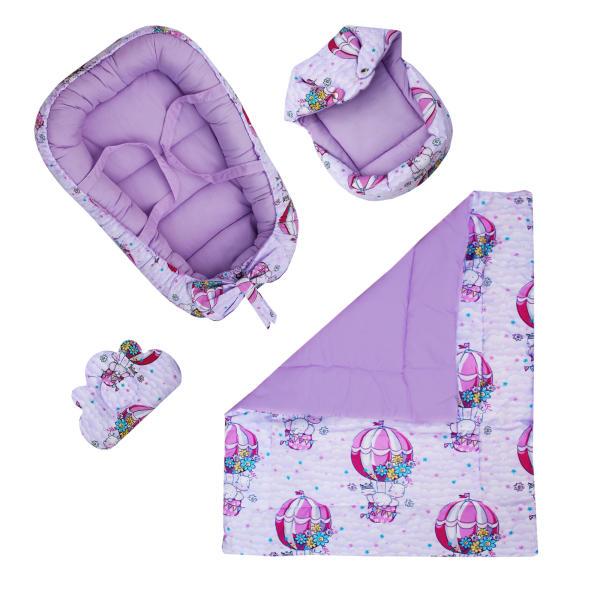 سرویس خواب 4 تکه کودک طرح بالن کد 200