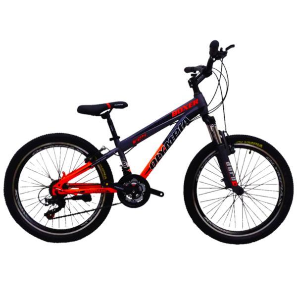 دوچرخه کوهستان المپیا مدل BOXER سایز 24