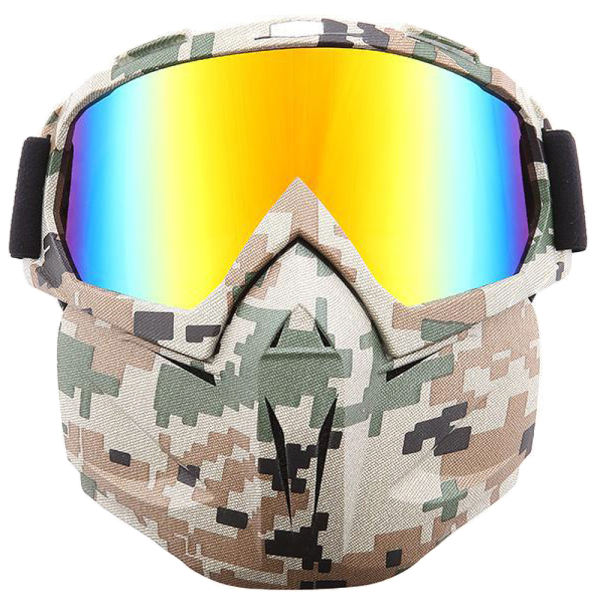 عینک موتور سواری هارمن مدل Goggles-11