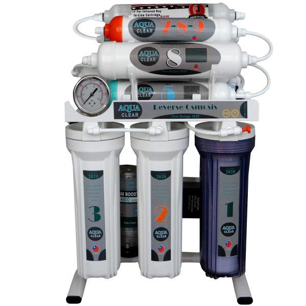 دستگاه تصفیه کننده آب آکوآ کلیر مدل NEWDESIGN 2020 - AFA10