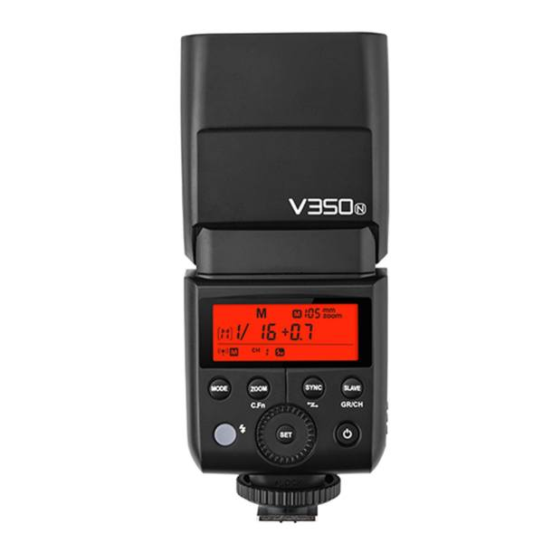 کیت فلاش دوربین گودکس مدل TTL V350 N