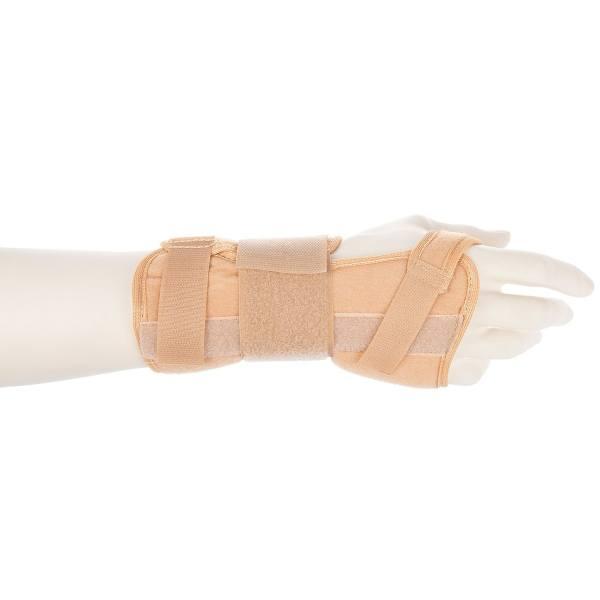 مچ بند طبی دست راست پاک سمن مدل CTS With Hard bar Right سایز متوسط