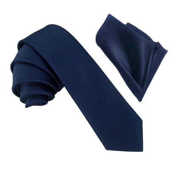 ست کراوات و دستمال جیب مردانه هاویرتو کد HS2