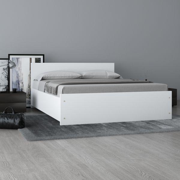 تخت خواب دونفره مدل FH274 سایز 206x160 سانتی متر
