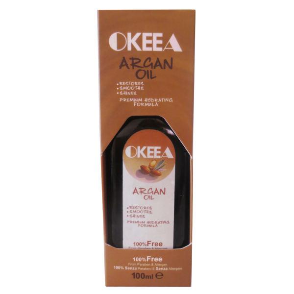 روغن آرگان اکیا مدل Argan oil حجم 100 میلی لیتر