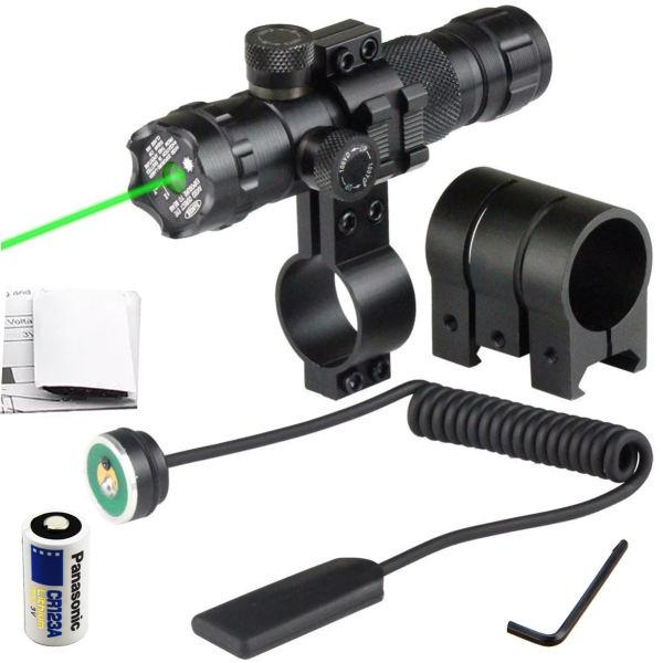 لیزر دوربین تفنگ مدل R.G مجموعه 7 عددی