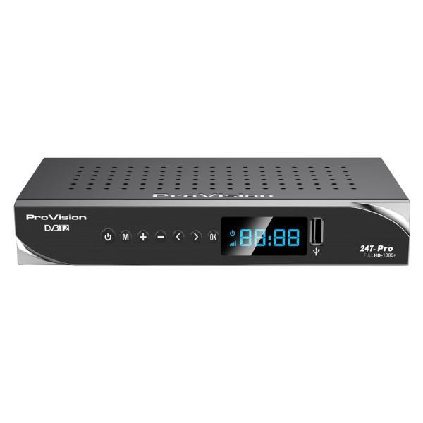 گیرنده دیجیتال DVB-T پرو ویژن مدل pro