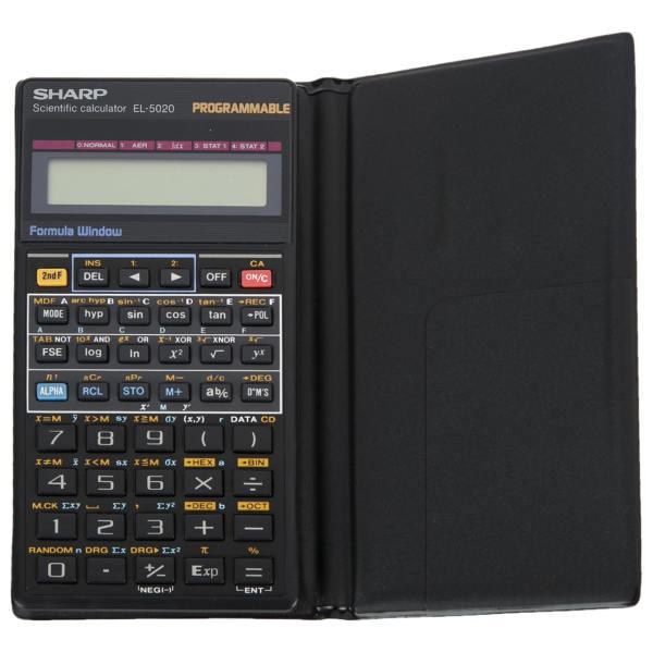 ماشین حساب شارپ مدل EL-5020
