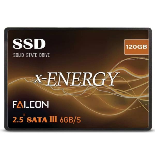 اس اس دی اینترنال ایکس انرژی مدل FALCON ظرفیت 120 گیگابایت