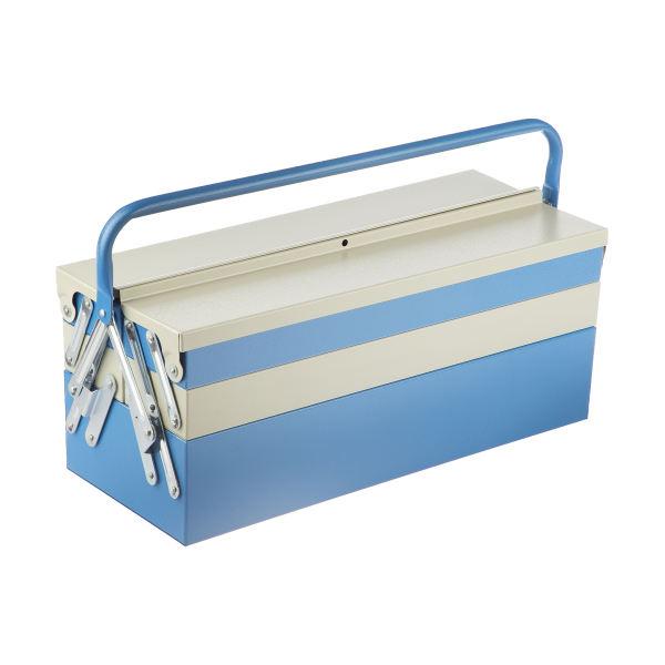 جعبه ابزار صنایع فلزی لوکس درویشیان مدل P503