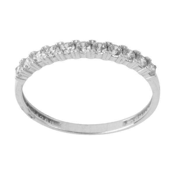 انگشتر طلا 18 عیار زنانه مایا ماهک مدل MR0364