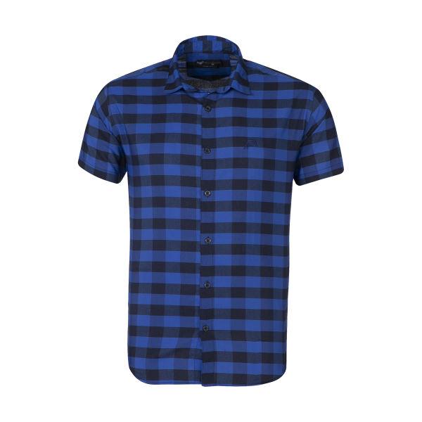 پیراهن آستین کوتاه مردانه پیکی پوش مدل M02455