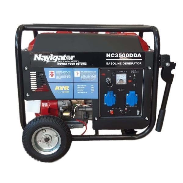 موتور برق بنزینی نویگیتور مدل NC3500DDA کد 3KW