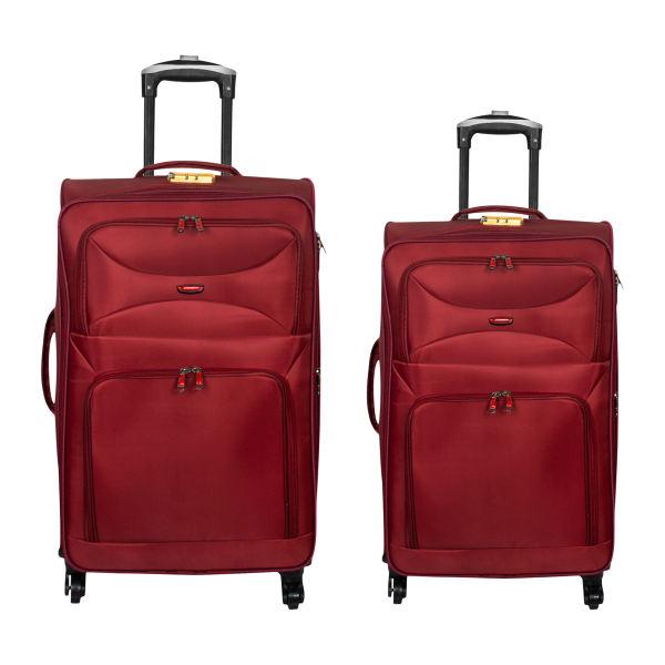 مجموعه دو عددی چمدان پیر کاردین مدل 8381