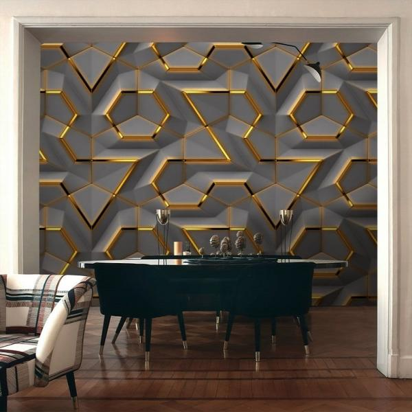 پوستر دیواری سه بعدی کد 41-01