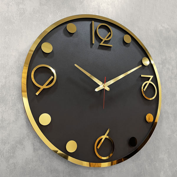 ساعت دیواری اِلِنسی مدل SD-025