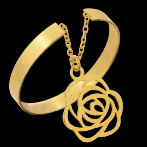 انگشتر طلا 18 عیار زنانه طلای مستجابی مدل 670152