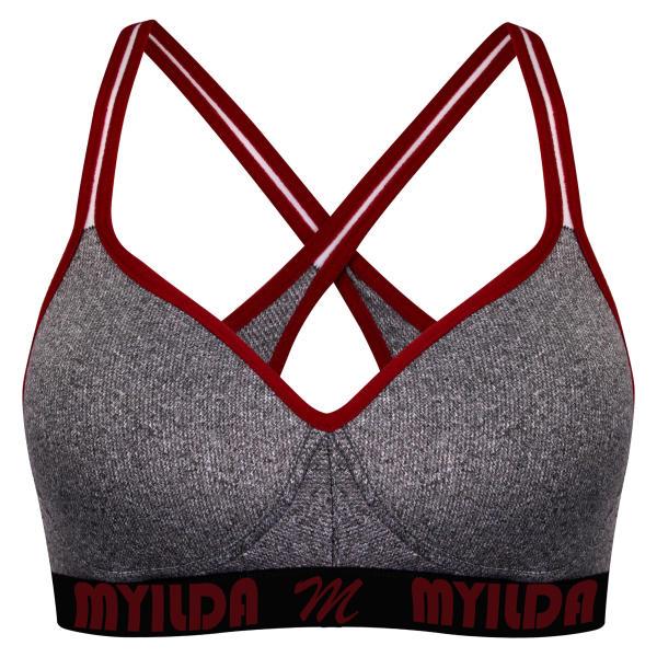 نیم تنه ورزشی زنانه ماییلدا مدل 3643-G