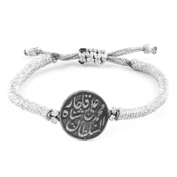 دستبند نقره زنانه ریسه گالری مدل Ri3-S1078-W