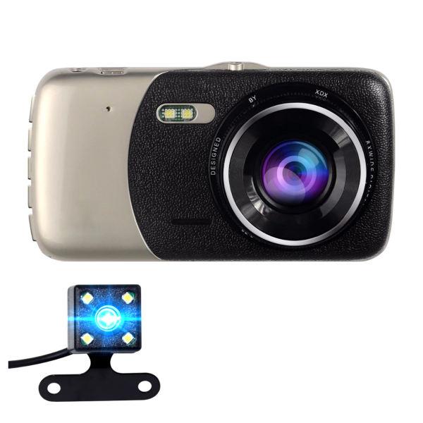 دوربین فیلم برداری خودرو مدل TP6000 CAR DVR / X4
