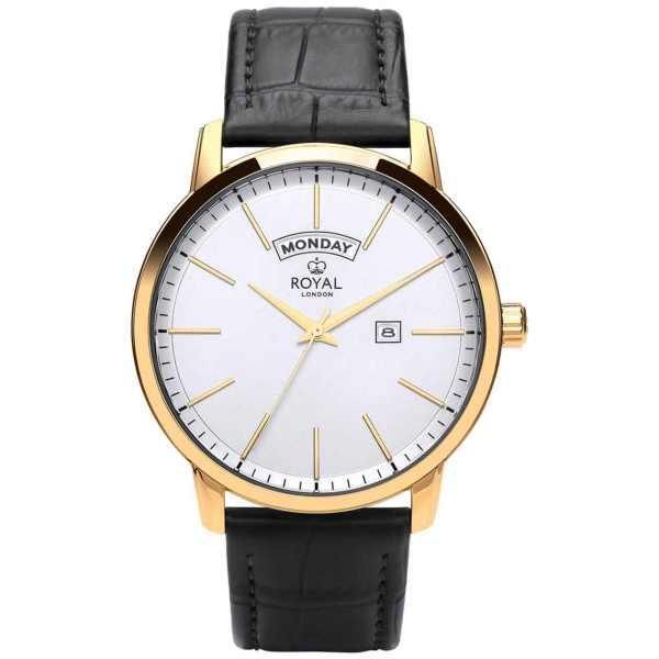 ساعت مچی عقربه ای مردانه رویال لندن مدل RL-41391-03